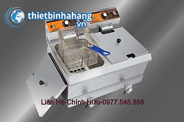 Bếp chiên nhúng điện model HY-904EX